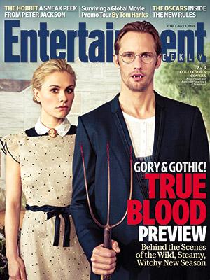 EW cover week of June 24, 2011